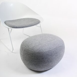 Oshaughnessy Stool Pouf by Latitude Run