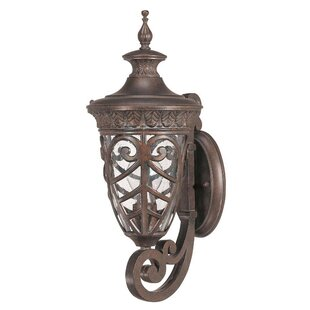 Check Prices Dunamoy 1-Light Outdoor Sconce By Astoria Grand