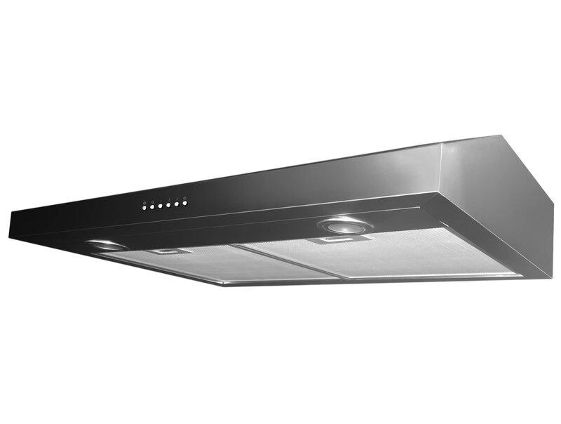 "Ancona 30"" Slim Series 300 CFM Under Cabinet Range Hood"