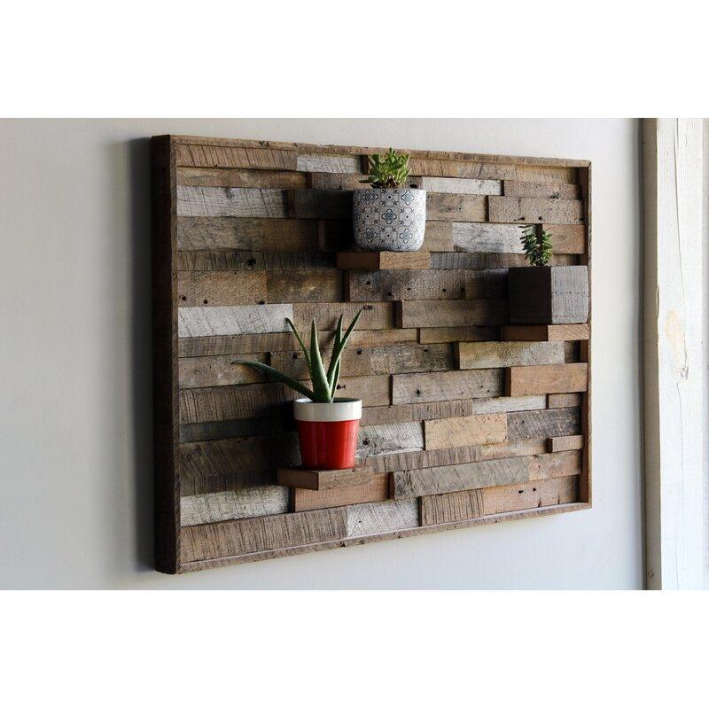 Loon Peak Reclaimed Wood Wall Decor Reviews Wayfair