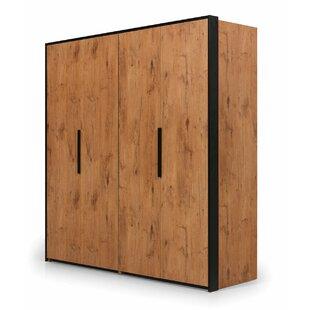 Freels 4 Door Sliding Wardrobe By Williston Forge
