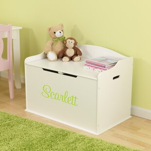 Looking for Personalized Austin Toy storage bench ByKidKraft
