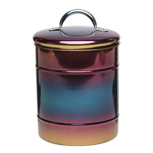 Rainbow Kitchen Canister