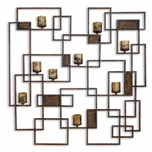 Siam Candle Light Wall Sconce