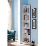 Mcintosh 11.5 W Corner Bookcase by Red Barrel Studio®