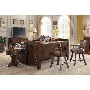 Millwood Pines Tremper Bar Set