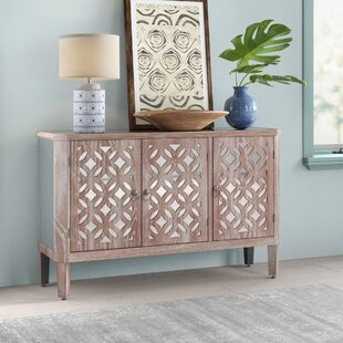 Rappaport 3 Door Accent Cabinet