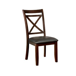 Pisani Upholstered Dining Chair (Set Of 2) by Charlton Home New