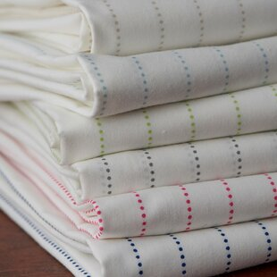 Traditions Linens Riley 280 Thread Count 100% Cotton Sheet Set