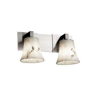 Brayden Studio Salina 2-Light Vanity Light