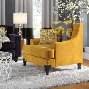 Willa Arlo Interiors Lyla Premium Armchair