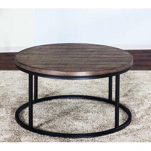 Brockman Coffee Table by W..