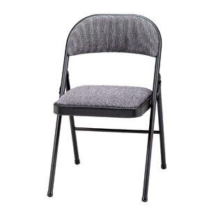 Incredible Deluxe Fabric Padded Folding Chair Set Of 4 Creativecarmelina Interior Chair Design Creativecarmelinacom
