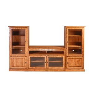 Odom Traditional Entertainment Center for TVs up to 48