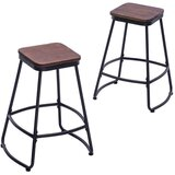 Primeaux Counter & Bar Stool (Set of 2) by 17 Stories
