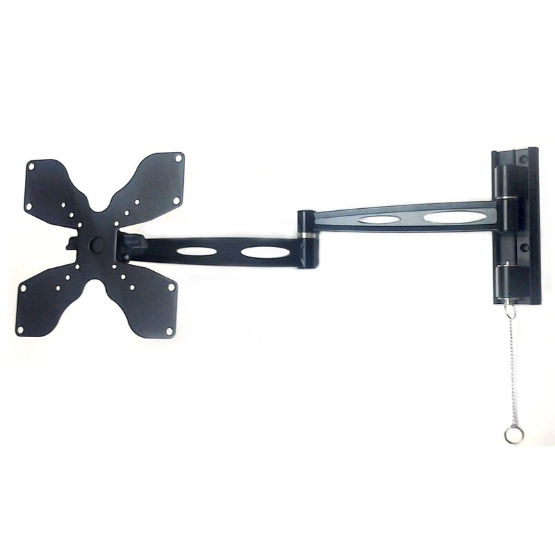 "Master Mounts 408L LOCKING Strong Articulating TV Mount 55/"" to 200x200 portable"