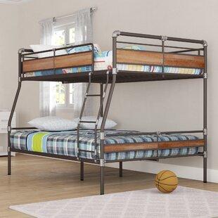 Eloy Full Over Queen Bunk Bed by Harriet Bee