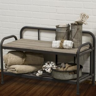 Canton Storage Bench by VIP INTERNATIONAL
