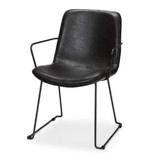 Hay Genuine Leather Upholstered Dining Chair