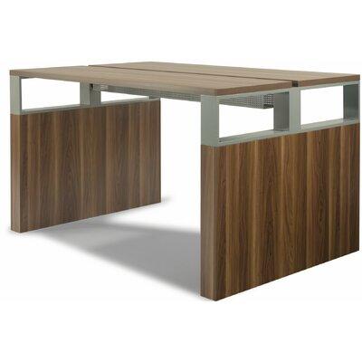Inigo Rectangular Conference Table Flexsteel Contract