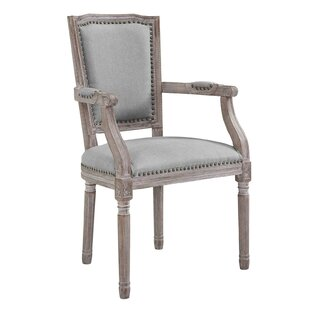 Ophelia & Co. Varnado Vintage French Upholstered Dining Chair