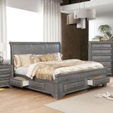 Kynan Katherine Queen 5 Piece Bedroom Set by August Grove
