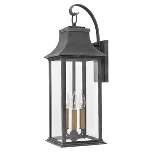 Adair 3-Light Outdoor Wall Lantern