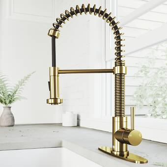 Moen Align Pull Down Touchless Single Handle Kitchen Faucet With Motionsense And Powerclean Technologies Reviews Wayfair