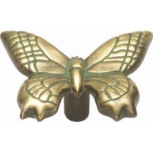 South Seas Butterfly Novelty Knob by Hickory Hardware