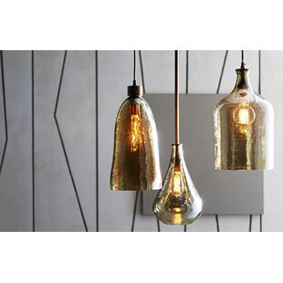 1-Light Cone Pendant by AR..