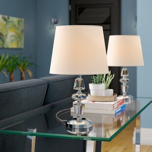 Shopping for Arlinna Tiered 15 Table Lamp (Set of 2) ByZipcode Design