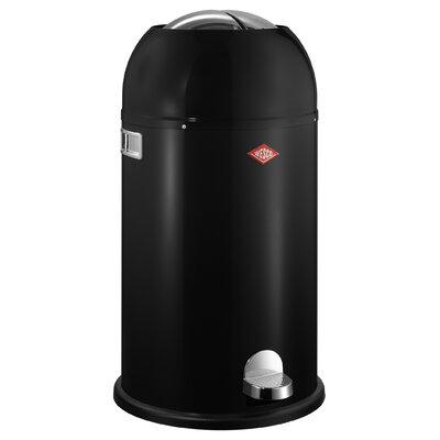 Wesco Kickmaster 7.5 Gallon Step On Trash Can