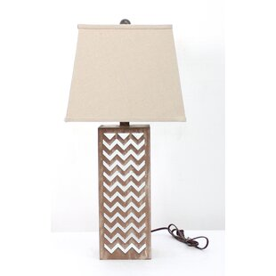 Straw 27.25 Table Lamp (Set of 2)