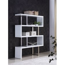 Scala 67 Accent Shelves Bookcase by Casabianca Furniture