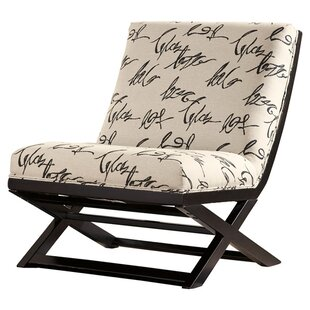 Signature Design by Ashley Hobson Showood Slipper Chair