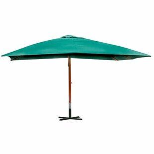 4m Square Cantilever Parasol By Freeport Park