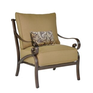 Leona Veracruz Patio Chair with Cushion