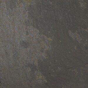 Rustic 12'' x 12'' Slate Field Tile in Multi