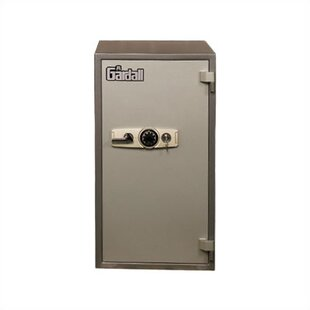 Gardall Safe Corporation Medium Large Two-Hour Fire Resistant Record Safe