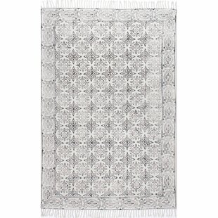 Compare & Buy Raelyn Handmade Off White Area Rug By Bungalow Rose