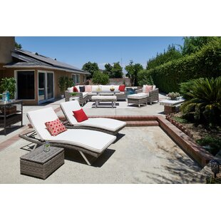 Hollaway 13 Piece Sectional Set with Cushions