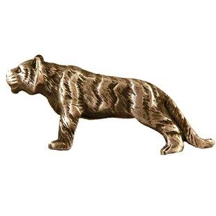 Tiger Novelty Knob