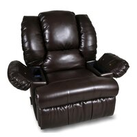 WayFair.com deals on Red Barrel Studio Gaskins Smart Manual Rocker Recliner