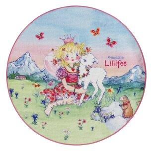 Princess Lillifee Green Area Rug by Boeing Carpet GmbH