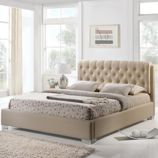 Where buy  King Upholstered Platform Bed by Modway Reviews (2019) & Buyer's Guide