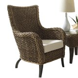 Sanibel Wingback Chair by Panama Jack Sunroom