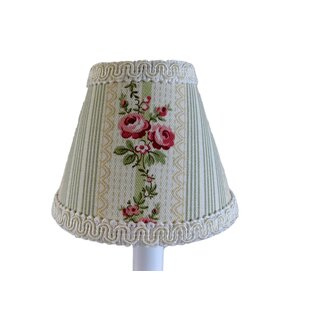 Grandma's Guest Room 11 Fabric Empire Lamp Shade