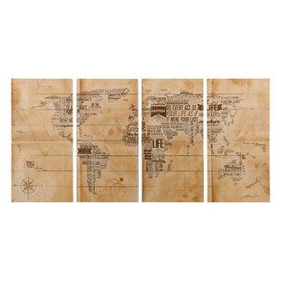 Nyc Subway Map Wood 3d.World Map Wall Art