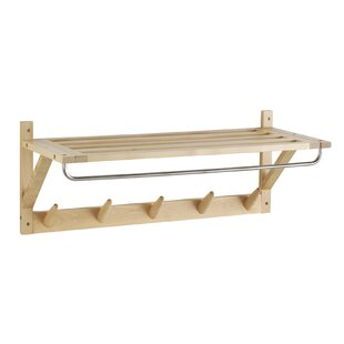 Arabella Wall Mounted Coat Rack By Norden Home