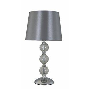Silverchrome table lamps wayfair silverchrome table lamps aloadofball Images